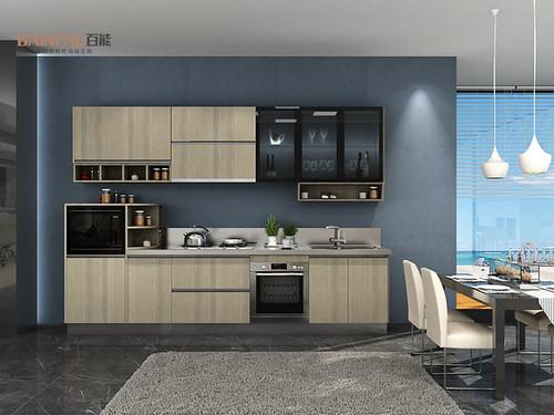 Melamine series kitchen cabinet door