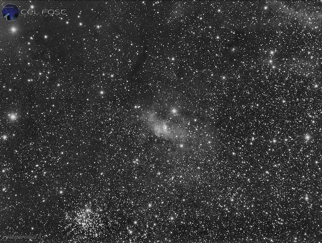 NGC 7635 y M 52