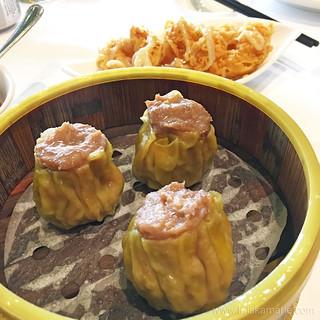 Long Yin's Beef Siomai