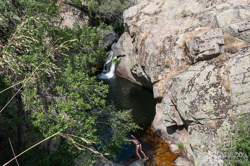 Ruta a las Calderas del río Cambrones