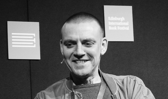 Edinburgh International Book Festival 2018 - Frank Quitely 04