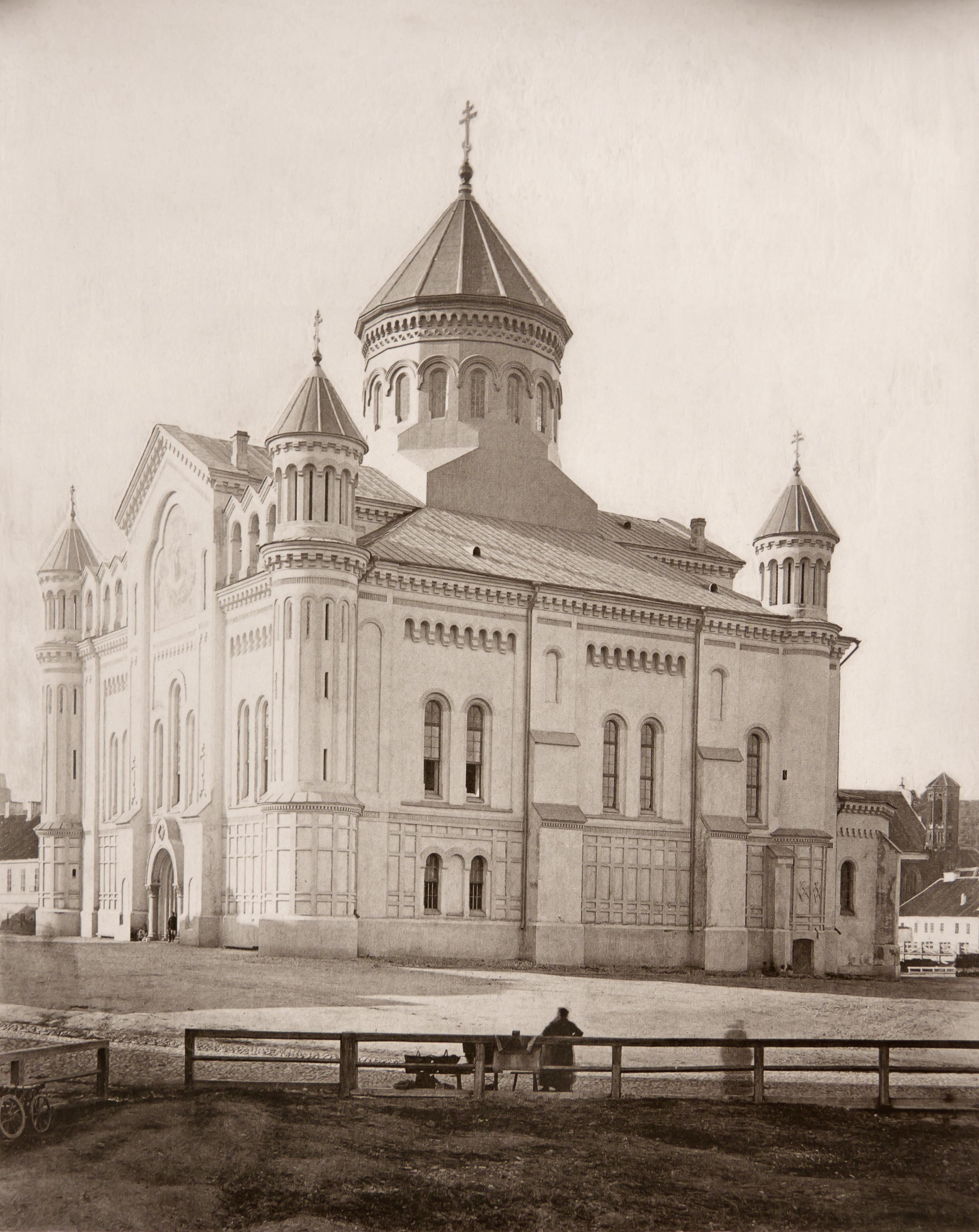 Кафедральный собор во имя Успения Пречистой Божией Матери. 1873