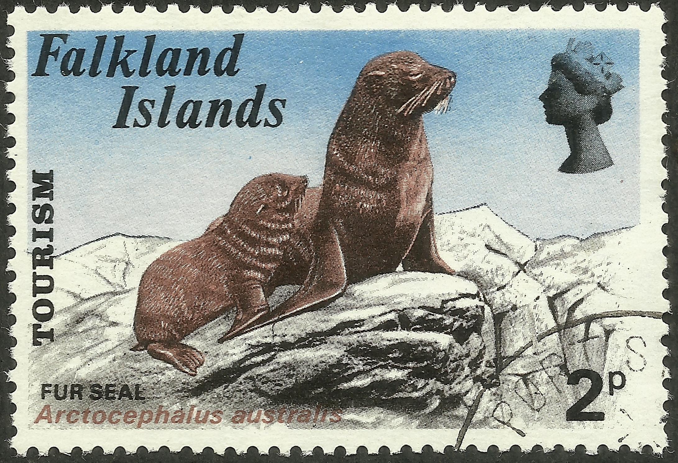 Falkland Islands - Scott #227 (1974)