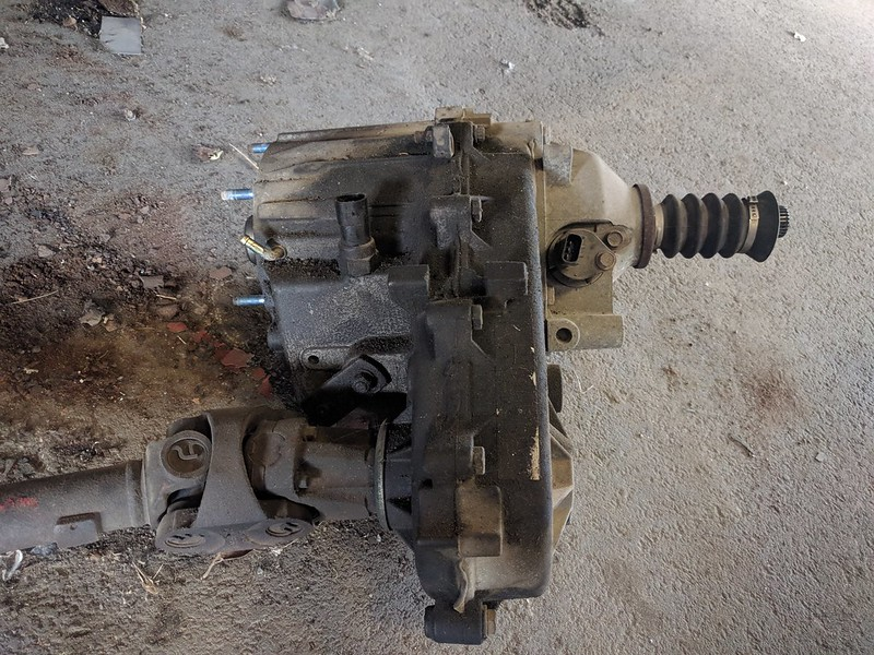 4WD Conversion Proposal [Archive] - Sprinter-Forum