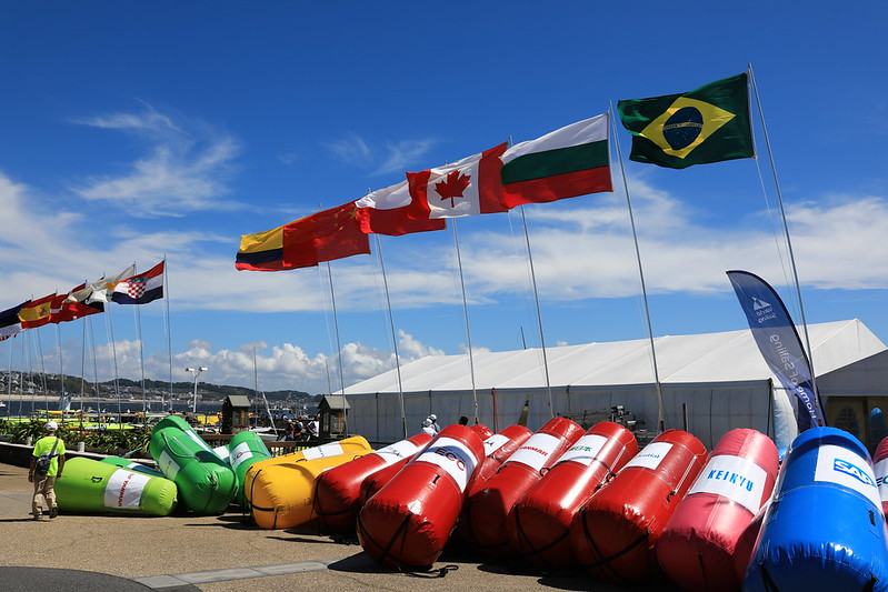 Worldcup Sailing Series Enoshima