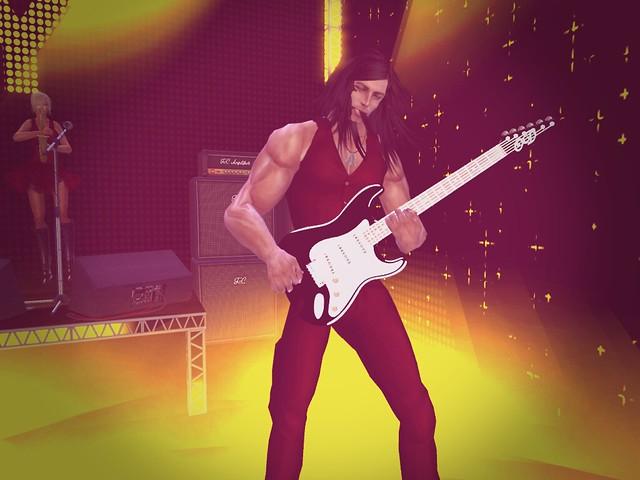 The A&J Nightclub - Tom Petty Tribute Band - Guitar