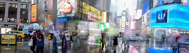 Time Square 2018, Fujifilm X-Pro1, XC16-50mmF3.5-5.6 OIS II
