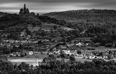 Rocher de Dabo - Photo of Bourscheid