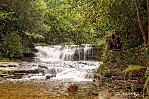 roberthtreeman enfieldglen gorgetrail ithaca fingerlakes pedjag predragg sonyalpha a77ii nystatepark waterfall landscape dxooptics95 hiking