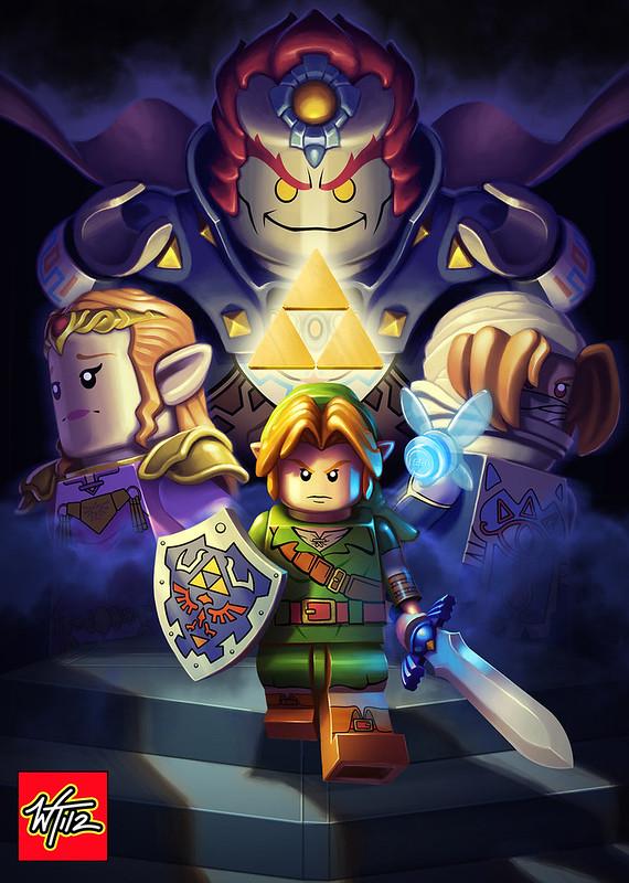 LEGO The Legend of Zelda