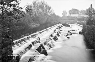 Camlin Falls, Longford, Co. Longford