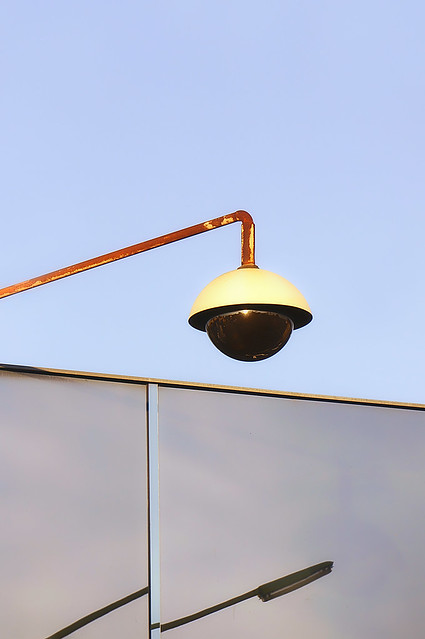 Street Lamp Scene