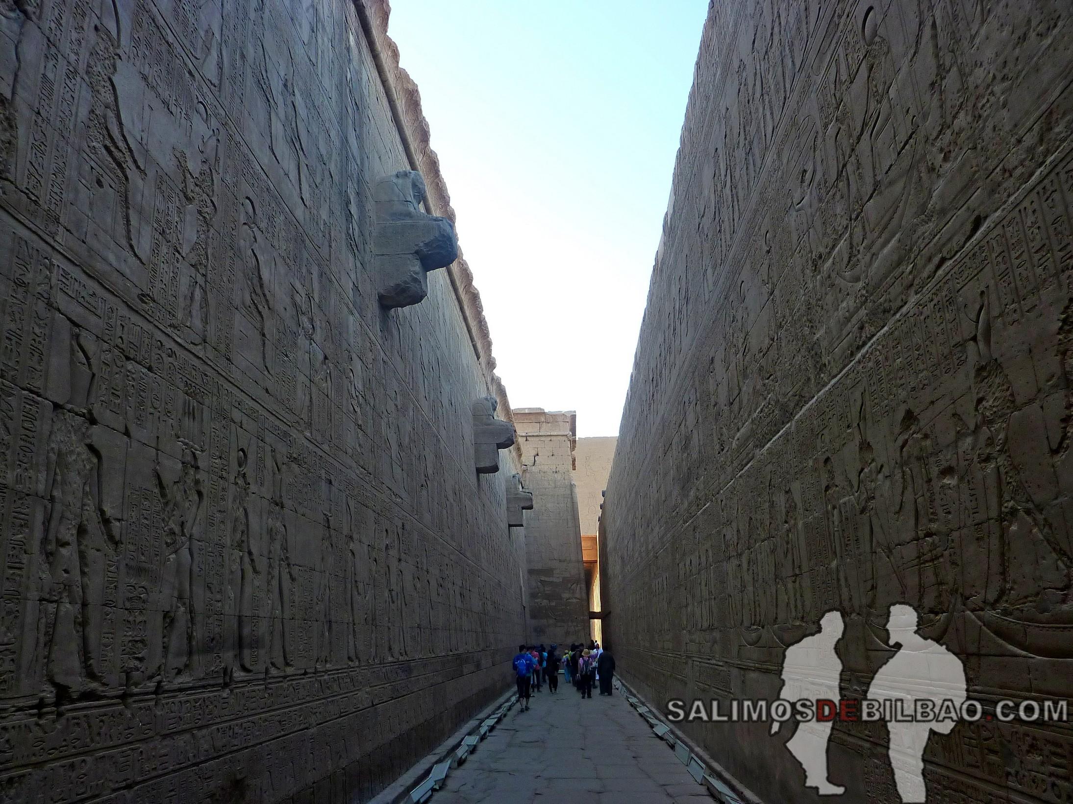 0682. Templo de Edfú