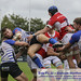 Andrew Hughes goes base over apex in the line out-1562
