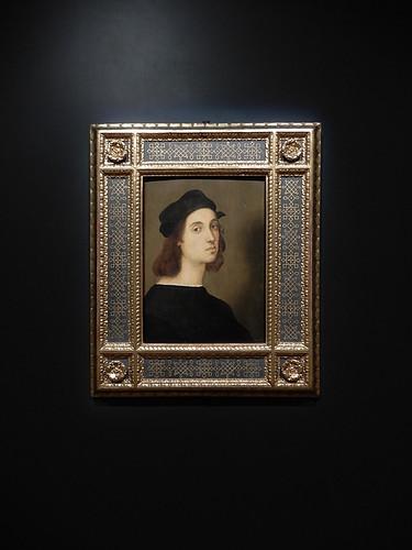 DSCN2668 - Self-Portrait, Raphael, The Pre-Raphaelites & the Old Masters