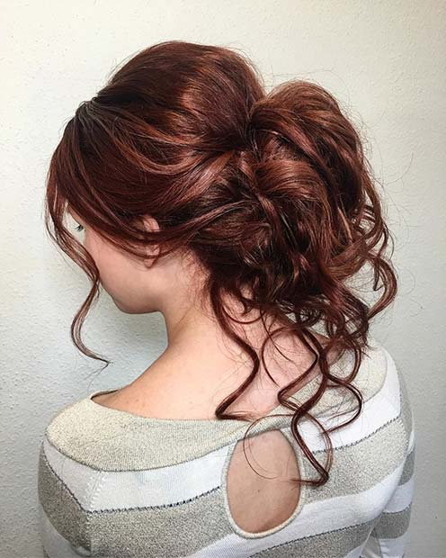 Best NYE Updo Ideas 2019 For Women- Awesome Hairstyles 6