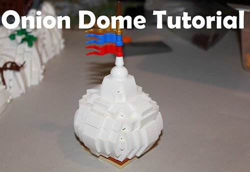 Large Onion Dome Tutorial