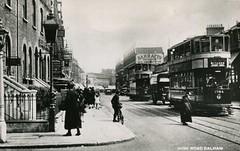 1920s/1930s - High Road Balham.