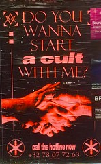 Do you wanna start a cult with me?