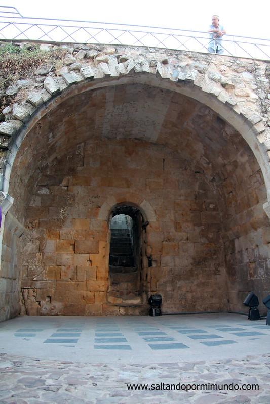 La cueva del Demonio, Salamanca