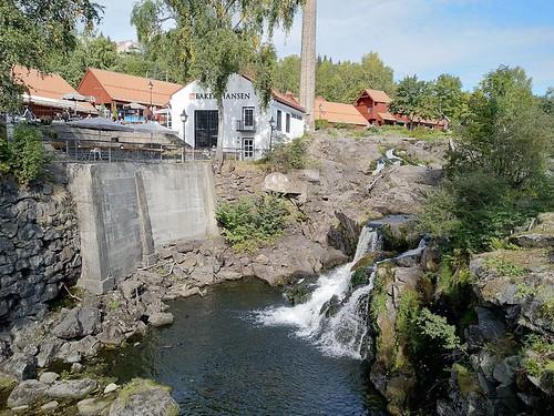 Superdure waterval
