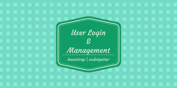 User Login and Management