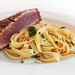 Tuna and Tagliatelle
