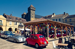 500 Fiesta - Photo of Sainte-Croix