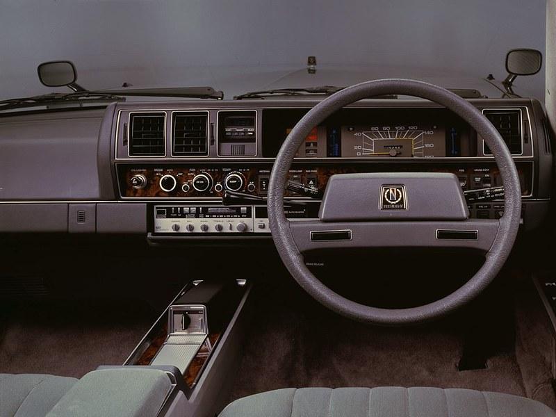 1982-1990. Nissan President Sublime VIP.
