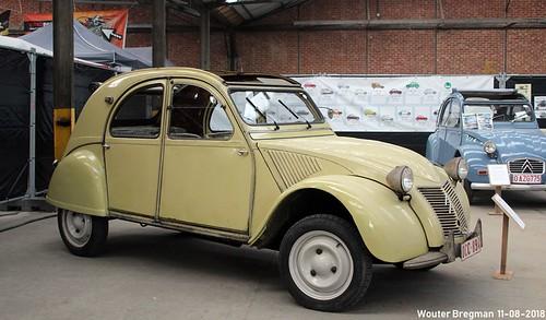 Citroën 2CV AZ 1960