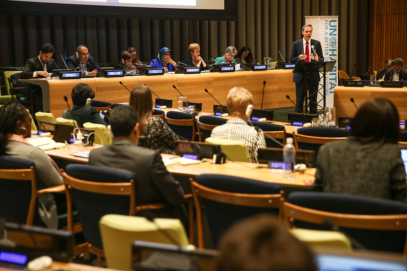 HIGTH-LEVEL POLITICAL FORUM ON SUSTAINABLE DEVELOPMENT
