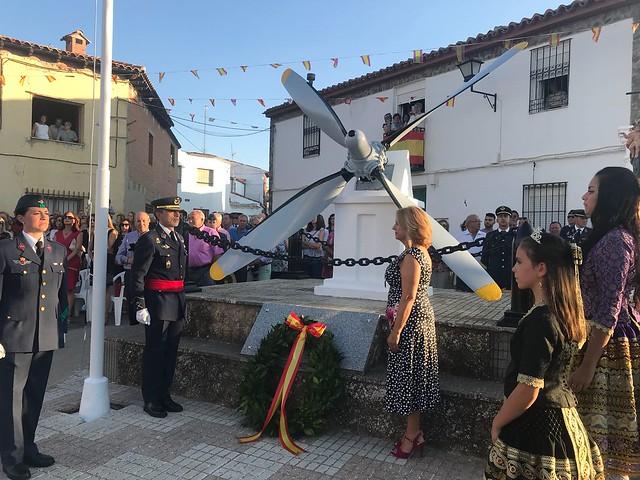 VILLATOBAS-FIESTAS 2018-ANIVERSARIO ESCUADRÓN