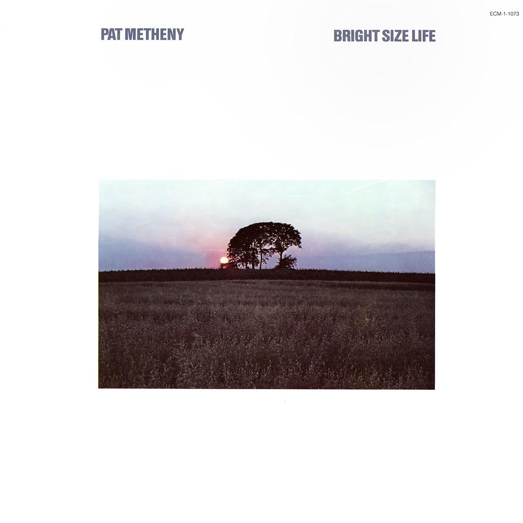 Pat Metheny - Bright Life Size