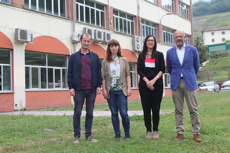 Humanitate Hezkuntza Zientzien Fakultateak campusa eraldatuko du erabilera berritzailea emateko