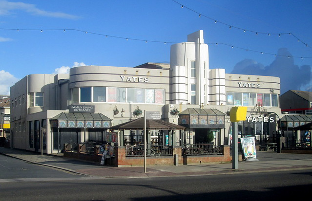 Art Deco Yates, Blackpool