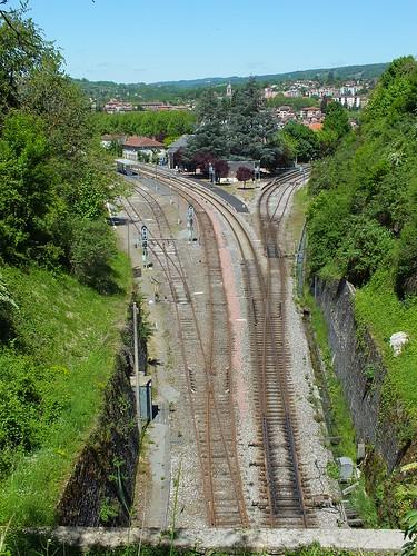 Figeac - Gare ferroviaire (Place de la Gare)