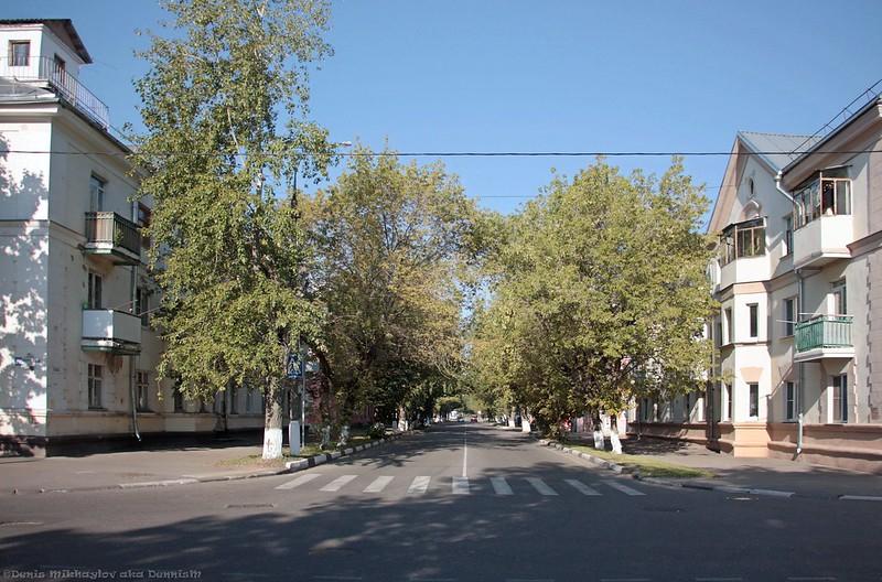 Фрязино, улица Ленина.