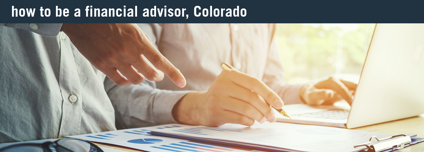 financial advisor how to colorado