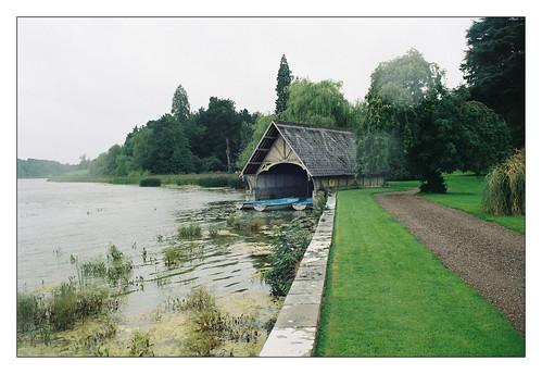 Castle Leslie Boathouse