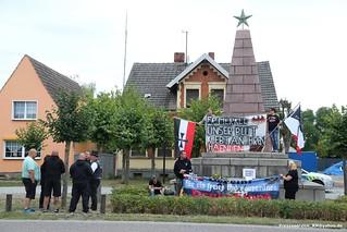 2018.09.02 Schoenhausen - Bizarre Gedenkkundgebung  (5)