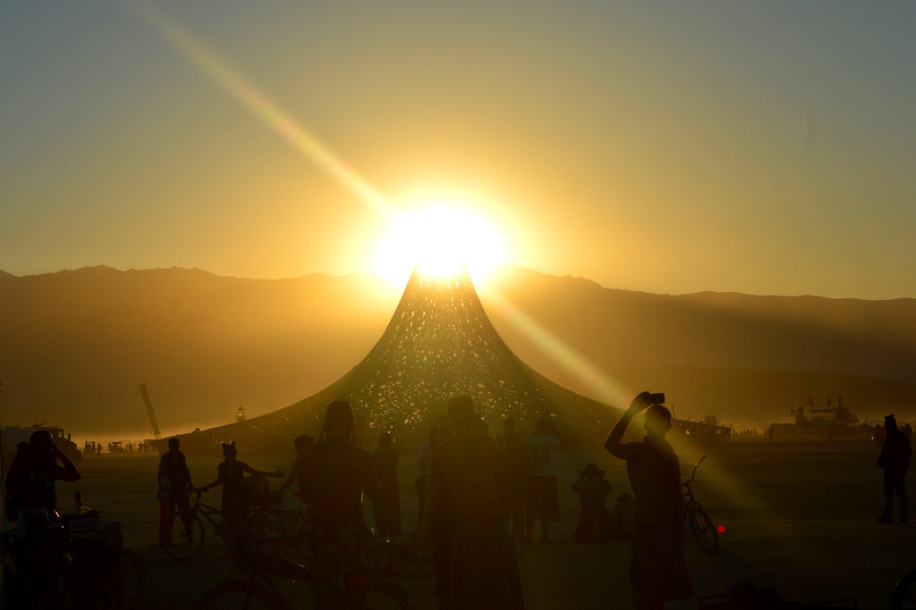 BurningMan 2018