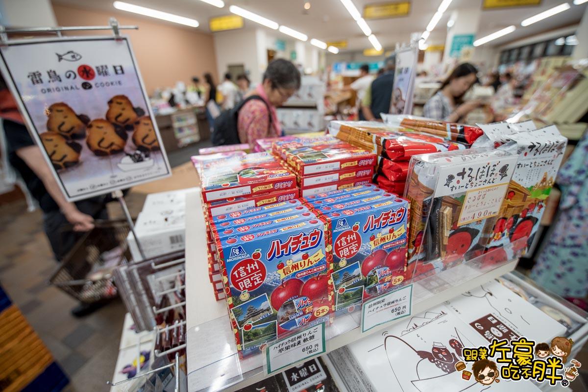 日本名古屋 平湯休息站 -昇龍道票卷-4
