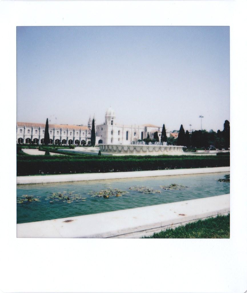 03.08.18 Mosteiro dos Jerónimos Instax