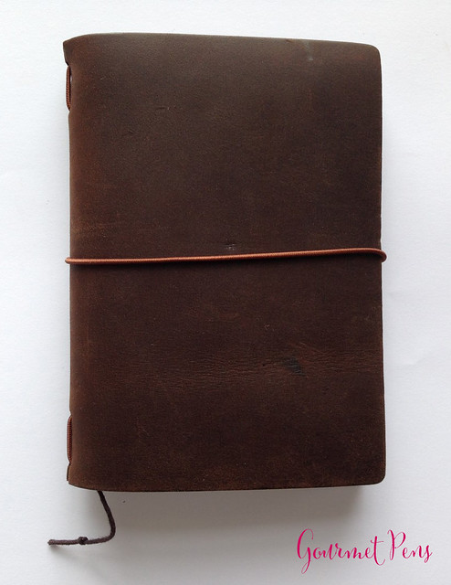Midori Traveler's Notebook Leather Journal Covers 1
