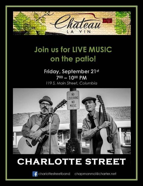 Charlotte Street 9-21-18