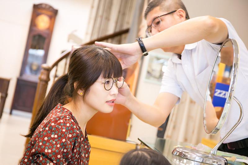 【分享】 台南 中國眼鏡 近百年歷史老店翻修!專業驗光~ 雷射過也滿意的配鏡經驗推薦!