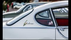 Volvo P1800 - Photo of Courmont