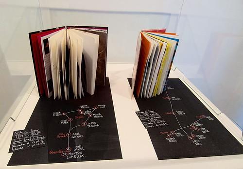 Sondes de Paper amb itineraris en exposició