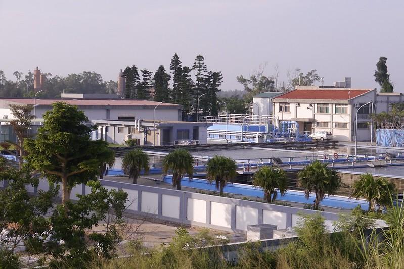 海水淡化處理廠