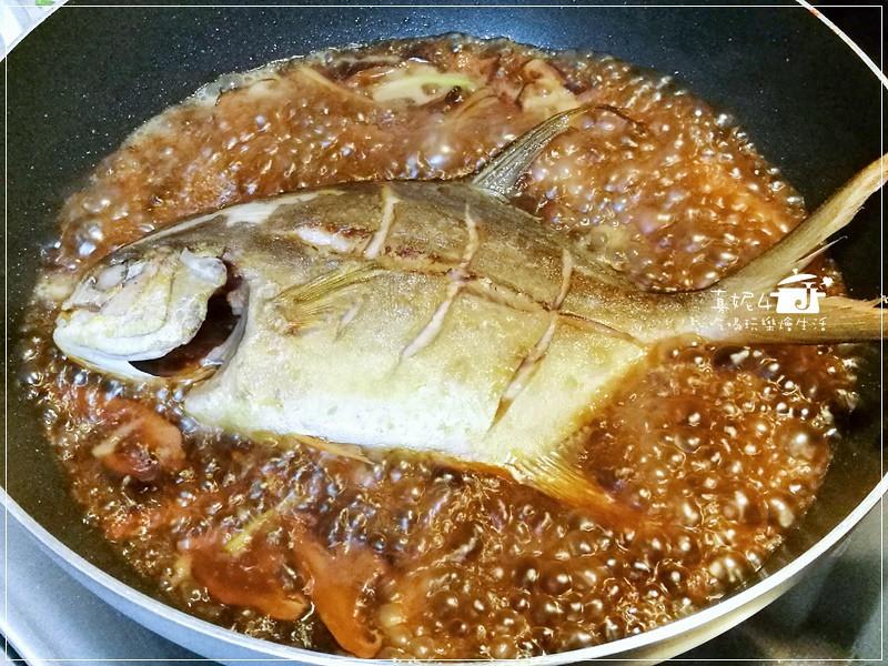中餐廳 張亮的紅燒魚食譜